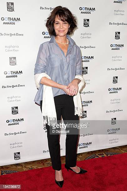 Mary Page Keller attends IFP's 21st annual Gotham Independent Film awards at Cipriani Wall Street on November 28 2011 in New York City