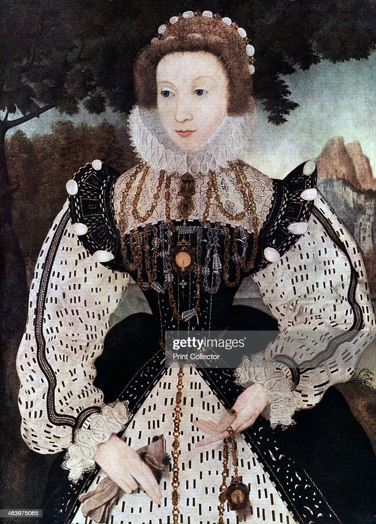 'Mary, Queen of Scots', 16th century. : News Photo