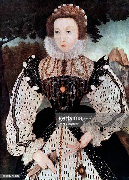 'Mary Queen of Scots' 16th century A Catholic Mary was executed by order of Elizabeth I