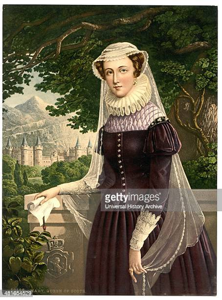 Mary Queen of Scots 1900