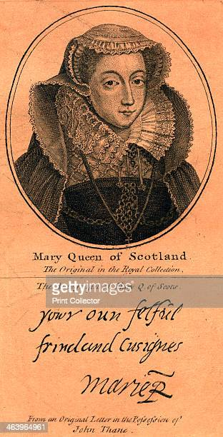 Mary Queen of Scots The Catholic Mary I of Scotland was executed by order of Elizabeth I
