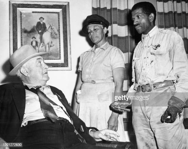 Mary Ramsay and Willie James Ramsay are questioned by Sheriff Sim Banks in Manchester, TN. The two Ramsays claim they witnessed abortions, followed...