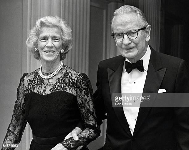 Mary Rockefeller and Laurance Rockefeller