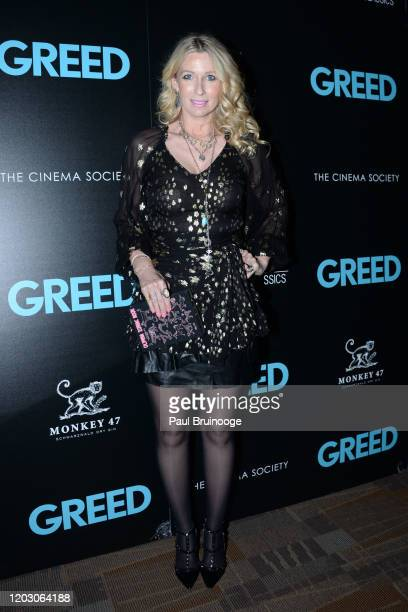 "Mary Snow attends The Cinema Society & Monkey 47 Host A Special Screening Of Sony Pictures Classics' ""Greed"" at Cinepolis Chelsea on February 24,..."