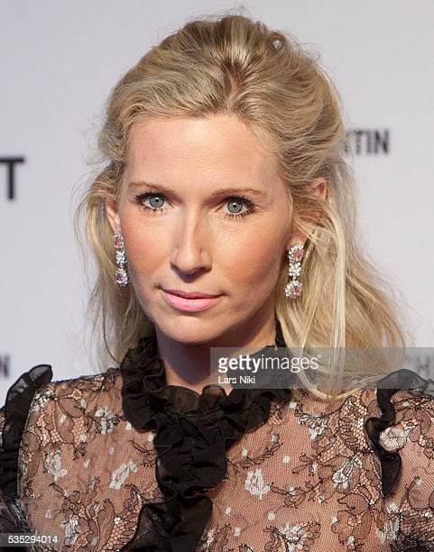 Mary Snow attends The New York City Ballet 2014 Spring Gala at the David H. Koch Theater in New York City. © LAN