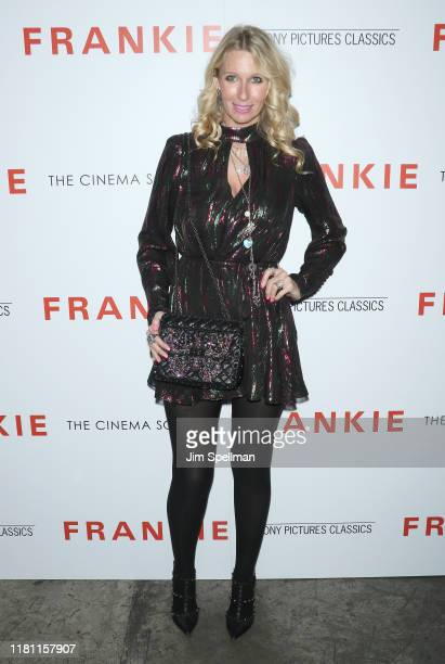 """Mary Snow attends the special screening of """"Frankie"""" hosted by Sony Pictures Classics and The Cinema Society at Metrograph on October 14, 2019 in New..."""
