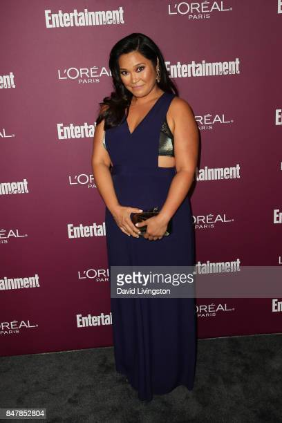 Mary Sohn attends the Entertainment Weekly's 2017 PreEmmy Party at the Sunset Tower Hotel on September 15 2017 in West Hollywood California