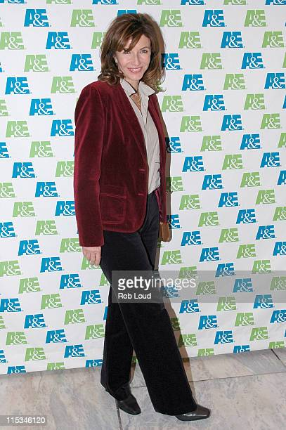 Mary Steenburgen during AE's Knights of the South Bronx New York City Premiere at Fashion Institute of Technology in New York City New York United...