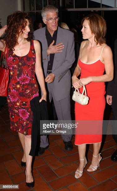 Mary Steenburgen Ted Danson and Diane Lane