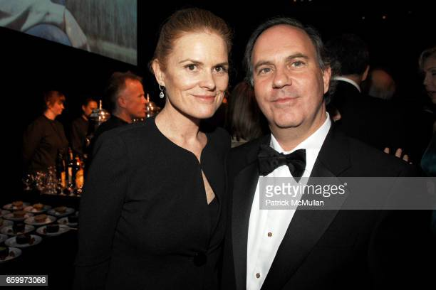 Mary Stengel and Andy Serwer attend TIME MAGAZINE'S 100 MOST INFLUENTIAL PEOPLE 2009 at Jazz At Lincoln Center on May 5 2009 in New York City