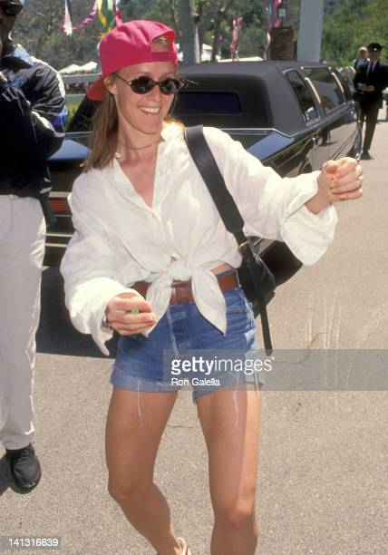 Mary Stuart Masterson at the 5th Annual 'A Time for Heroes' Celebrity Carnival Benefit Elizabeth Glaser Pediatric AIDS Foundation Mandiville Canyon