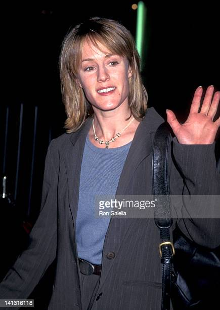 Mary Stuart Masterson at the Premiere of 'Beautiful Girls' Cineplex Odeon Cinemas Century City