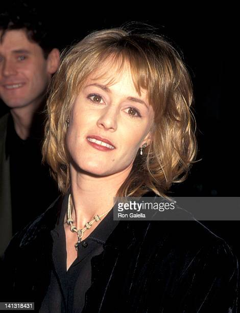 Mary Stuart Masterson at the Premiere of 'Bed of Roses' Cineplex Odeon Cinemas Century City