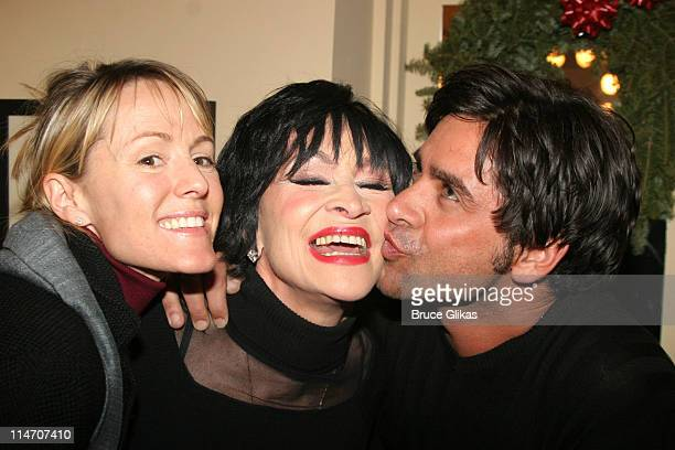 Mary Stuart Masterson Chita Rivera and John Stamos **EXCLUSIVE COVERAGE**