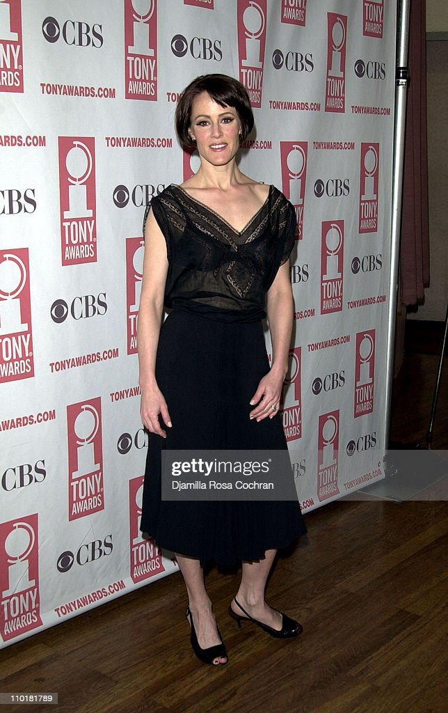 2003 Tony Awards - Nominees Press Reception