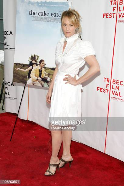 Mary Stuart Masterson during 6th Annual Tribeca Film Festival Premiere of The Cake Eaters Red Carpet at Clearview Chelsea West Cinemas at 333 West...