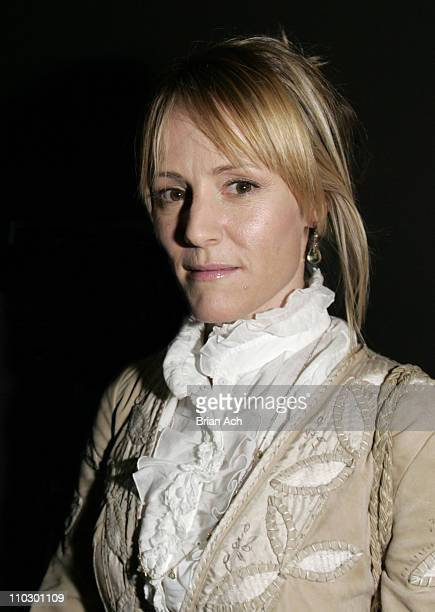 Mary Stuart Masterson during 6th Annual Tribeca Film Festival 'The Cake Eaters' After Party at Star Lounge in New York City New York United States