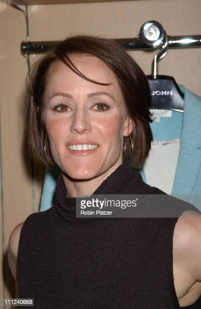 Mary Stuart Masterson during The Official Drama Desk Cocktail Party at St John Boutique in New York City New York United States