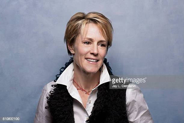 Mary Stuart Masterson of 'As You Are' poses for a portrait at the 2016 Sundance Film Festival on January 25 2016 in Park City Utah CREDIT MUST READ...