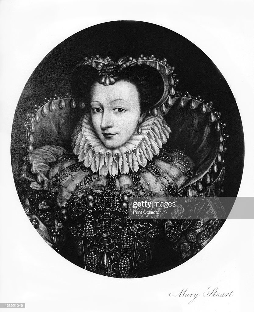 Mary Stuart, (1907). : News Photo
