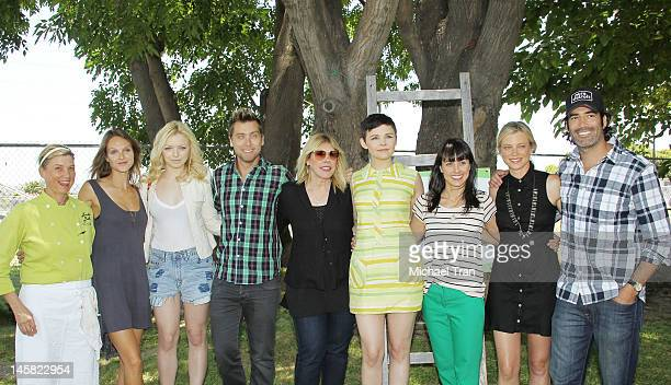 Mary Sue Milliken Beau Garrett Francesca Eastwood Lance Bass Debbie Levin Ginnifer Goodwin Constance Zimmer Amy Smart and Carter Oosterhouse attend...