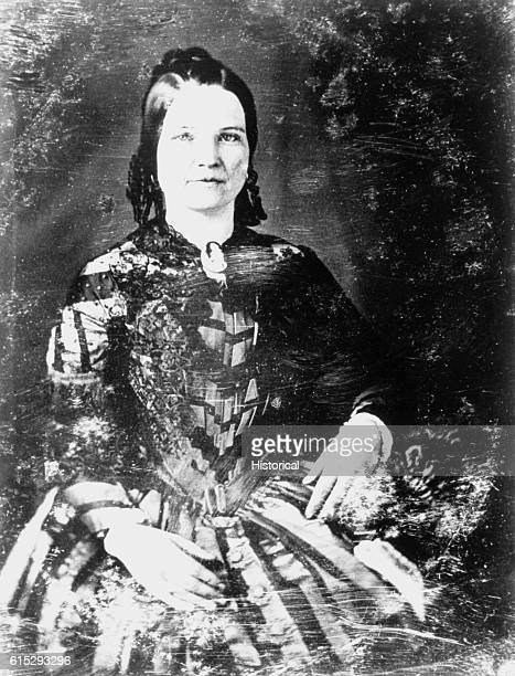 Mary Todd Lincoln was the wife of President Abraham Lincoln