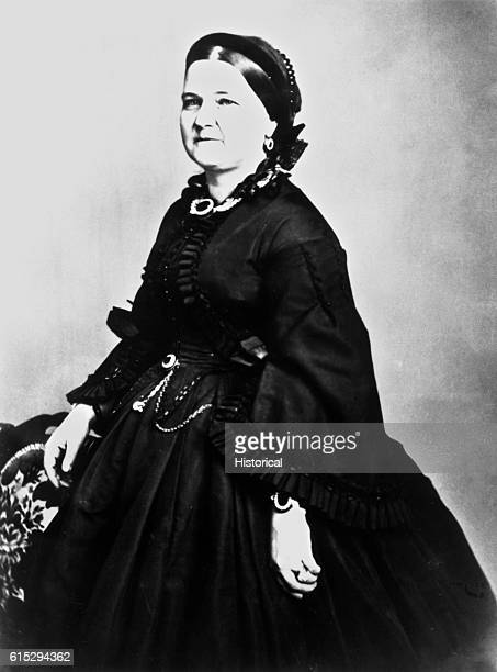 a biography of mary todd the wife of abraham lincoln Mary todd lincoln was the slightly crazy wife of the american president   robert's attempt to have his mother committed caused a life long rift between  them.