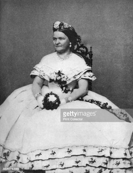 Mary Todd Lincoln Wife Of President Abraham Lincoln C1860s Mary News Photo Getty Images