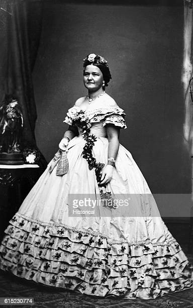 Mary Todd Lincoln wife of President Abraham Lincoln was born in Lexington Kentucky to a wealthy family and married Lincoln in 1842 when he was a...