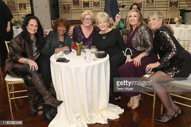Mary Travis Rozene Cohran Pat McCoy Hazel Daniels Simone Golden and Donna Sterban attend the 2019 Country Music Hall of Fame Medallion Ceremony at...