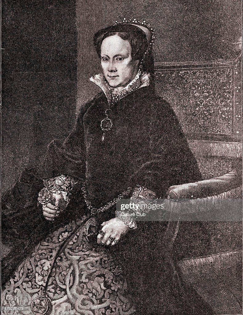 Mary Tudor : News Photo