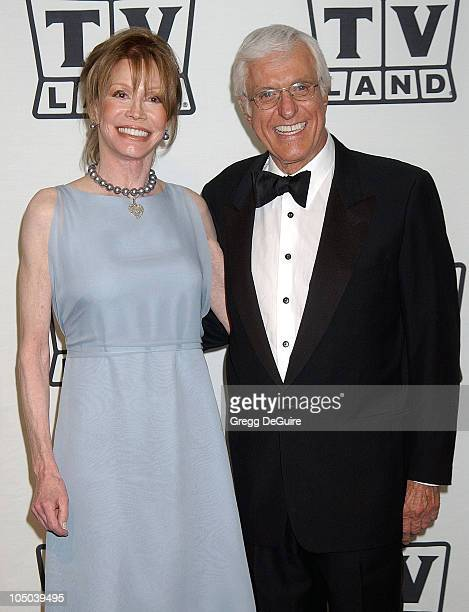 Mary Tyler Moore and Dick Van Dyke during TV Land Awards: A Celebration of Classic TV - Press Room at Hollywood Palladium in Hollywood, California,...