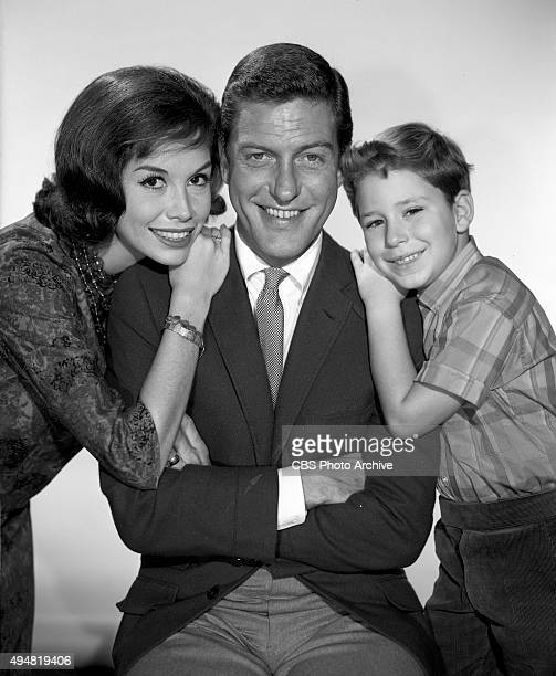 Mary Tyler Moore Dick Van Dyke Larry Matthews and for The Dick Van Dyke  Show Image