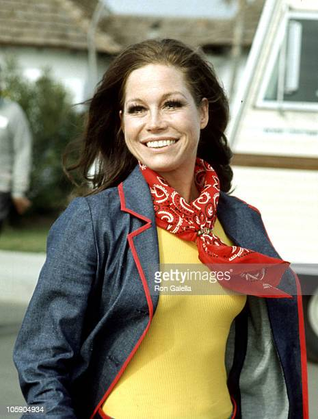 Mary Tyler Moore during National Leisure Inc. Benefit at Lion Country Safari in Laguana Hills, California, United States.