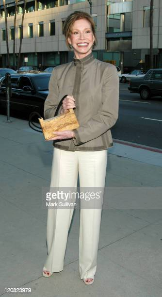 """Mary Tyler Moore during Premiere Screening Of The KCET Production Of PBS Hollywood Presents """"The Gin Game"""" at The Academy Of Motion Picture Arts And..."""