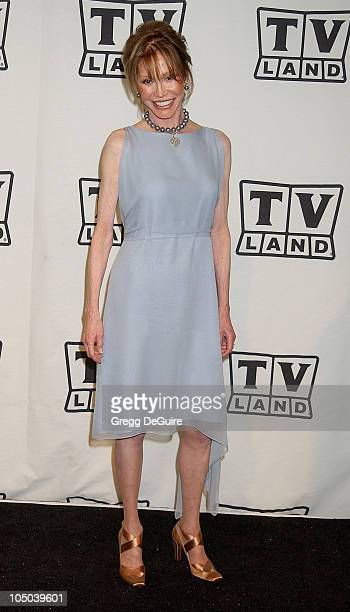 Mary Tyler Moore during TV Land Awards: A Celebration of Classic TV - Press Room at Hollywood Palladium in Hollywood, California, United States.