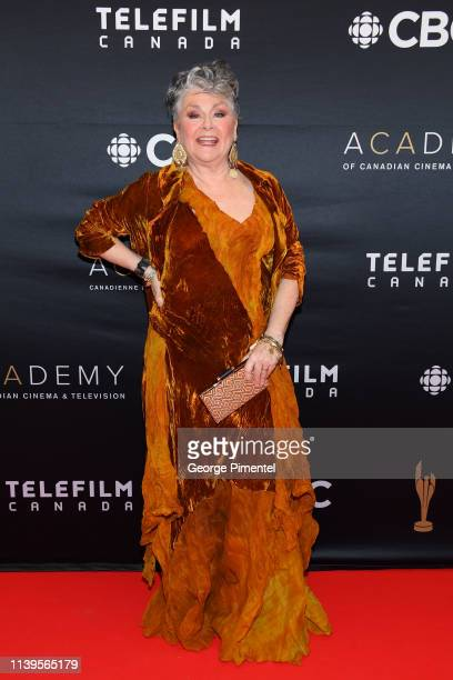 Mary Walsh attends the 2019 Canadian Screen Awards Broadcast Gala at Sony Centre for the Performing Arts on March 31 2019 in Toronto Canada