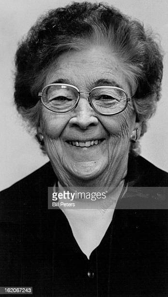 SEP 11 1981 SEP 12 1981 Mary Ward For her 17 years of service to the needy and dispondent at the Little Flower Community Center Mrs Ward is the...