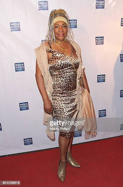 Mary Wilson attends the 2016 Media Access Awards at Four Seasons Hotel Los Angeles in Beverly Hills on November 18 2016 in Los Angeles California