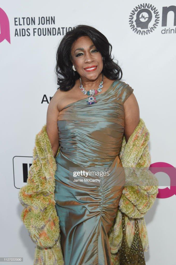 27th Annual Elton John AIDS Foundation Academy Awards Viewing Party Sponsored By IMDb And Neuro Drinks Celebrating EJAF And The 91st Academy Awards - Red Carpet : Fotografia de notícias