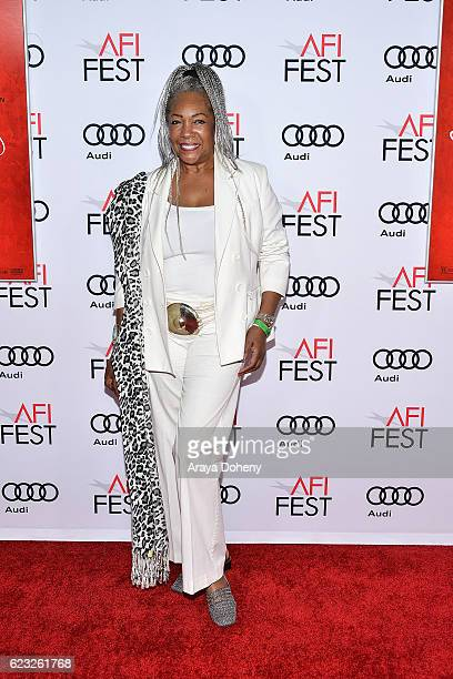 Mary Wilson attends the AFI FEST 2016 Presented By Audi Centerpiece Gala Screening Of Fox Searchlight Pictures's Jackie at TCL Chinese Theatre on...