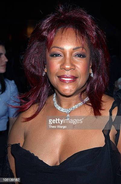 Mary Wilson during Miramax Films Presents Only The Strong Survive Arrivals and After Party at BB Kings in New York City New York United States