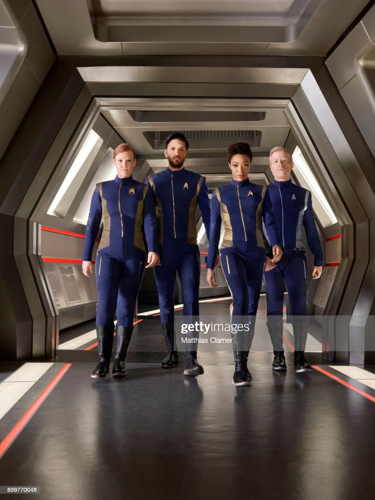 Star Trek Discovery, Entertainment Weekly, August 4, 2017