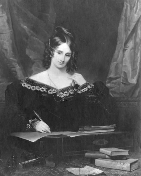 Mary Wollstonecraft Shelley , British writer best known...