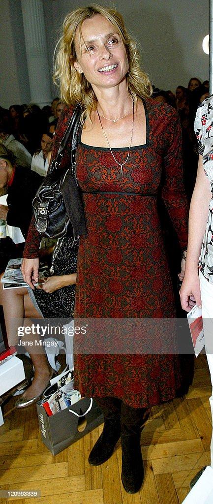 London Fashion Week Spring/Summer 2007 - Allegra Hicks - Runway and Backstage
