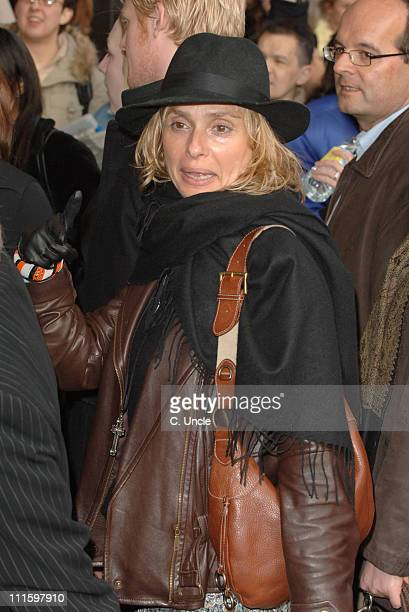 Maryam d'Abo during Movin' Out West End Opening Night at Apollo Victoria in London Great Britain