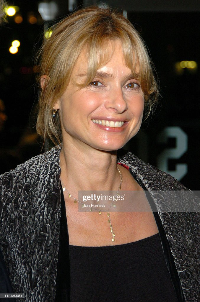 "The Times BFI 48th Annual London Film Festival 2004  - ""Vera Drake"" Premiere - Inside Arrivals"