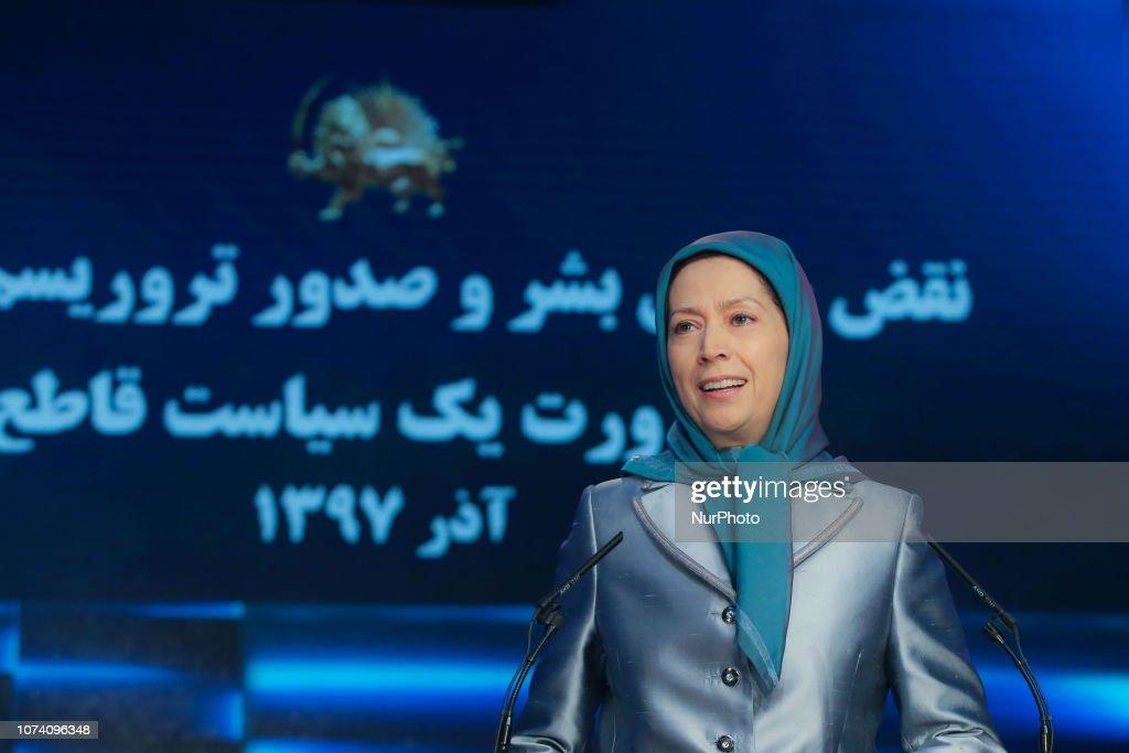 Global conference of Iranian communities for change in Iran : Fotografía de noticias