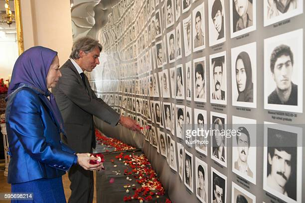 Maryam Rajavi presidentelect of the National Council of Resistance of Iran has called upon the UN to bring to justice those responsible for the...