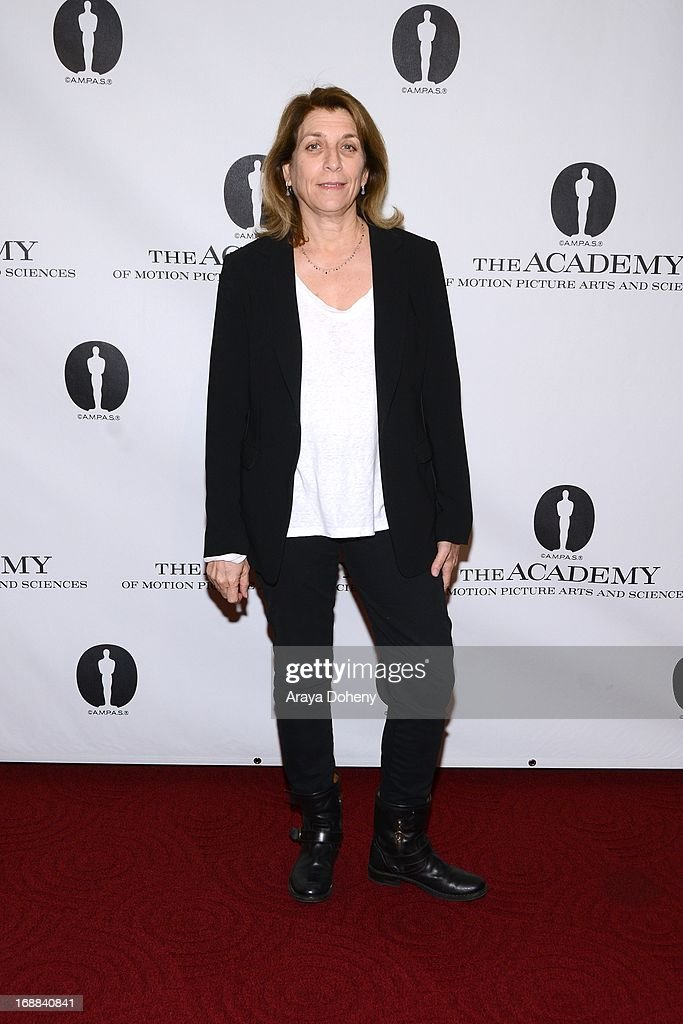 Maryann Brandon attends 'Turning The Page: Storytelling in the Digital Age' presented by The Academy Of Motion Pictures Arts And Sciences at the Academy of Motion Picture Arts and Sciences on May 15, 2013 in Beverly Hills, California.